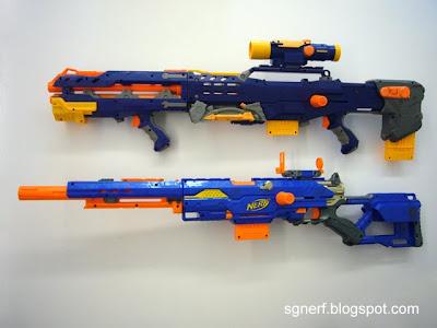 "Nerf N-Strike Elite Stockade Blaster | Toys""R""Us"