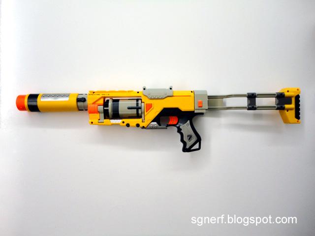 Lanzadores NERF el post que se merece [Imágenes][Megapost]