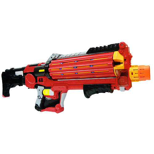 Air Zone Punisher Gun http://sgtoyz.blogspot.com/2010/09/a2-power-strike-quick-fire-48-blaster.html