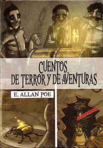 Cuentos De Terror. Cuentos de terror y aventuras.