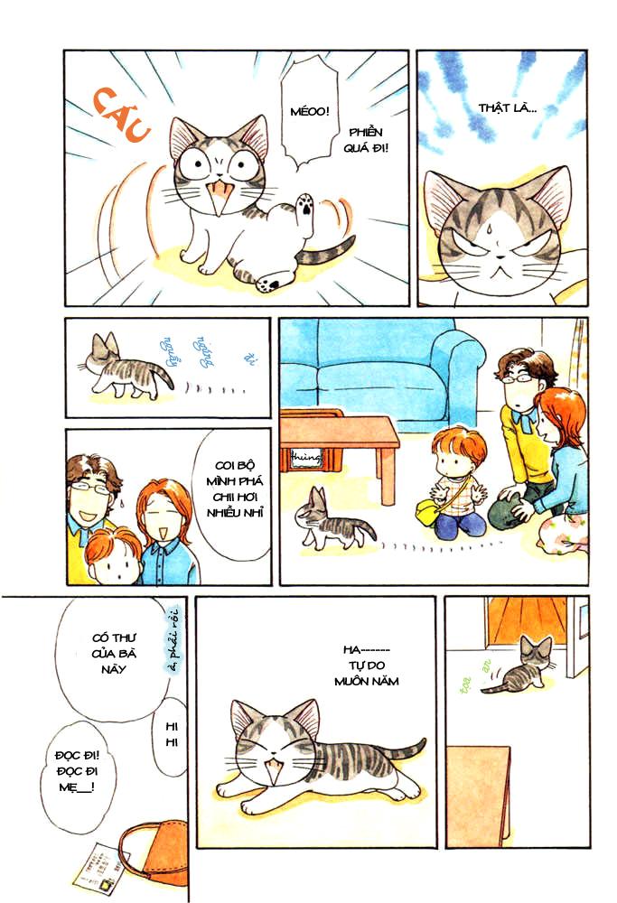 Chiis Sweet Home chap 24 - Trang 3