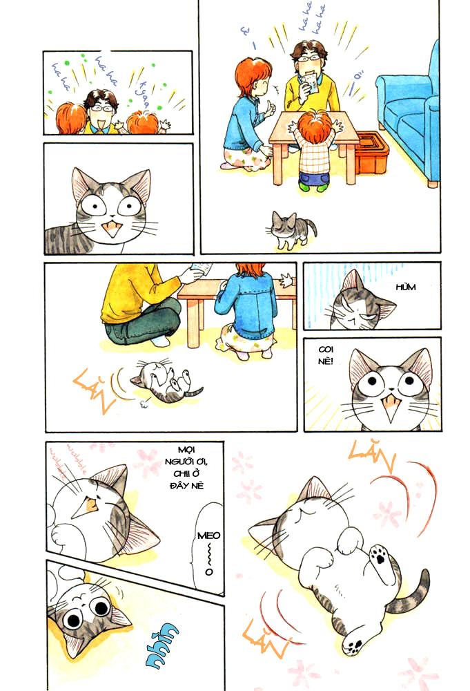 Chiis Sweet Home chap 24 - Trang 5