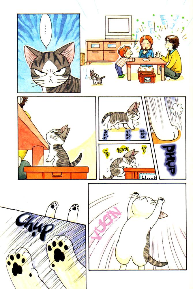 Chiis Sweet Home chap 24 - Trang 7