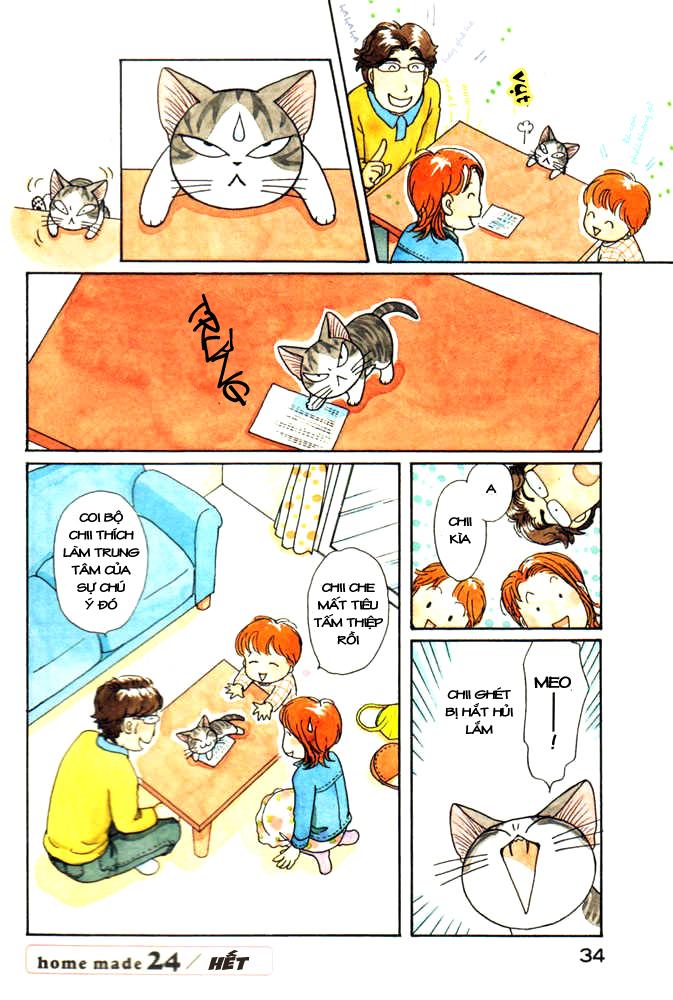 Chiis Sweet Home chap 24 - Trang 8