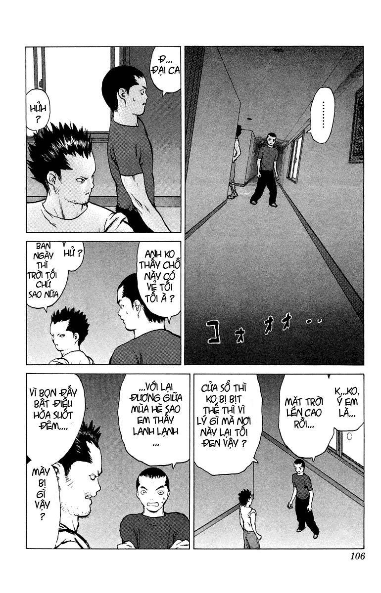 Angel Densetsu chap 63 - Trang 5