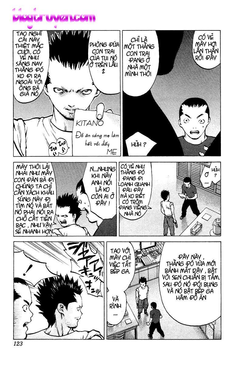 Angel Densetsu chap 63 - Trang 22
