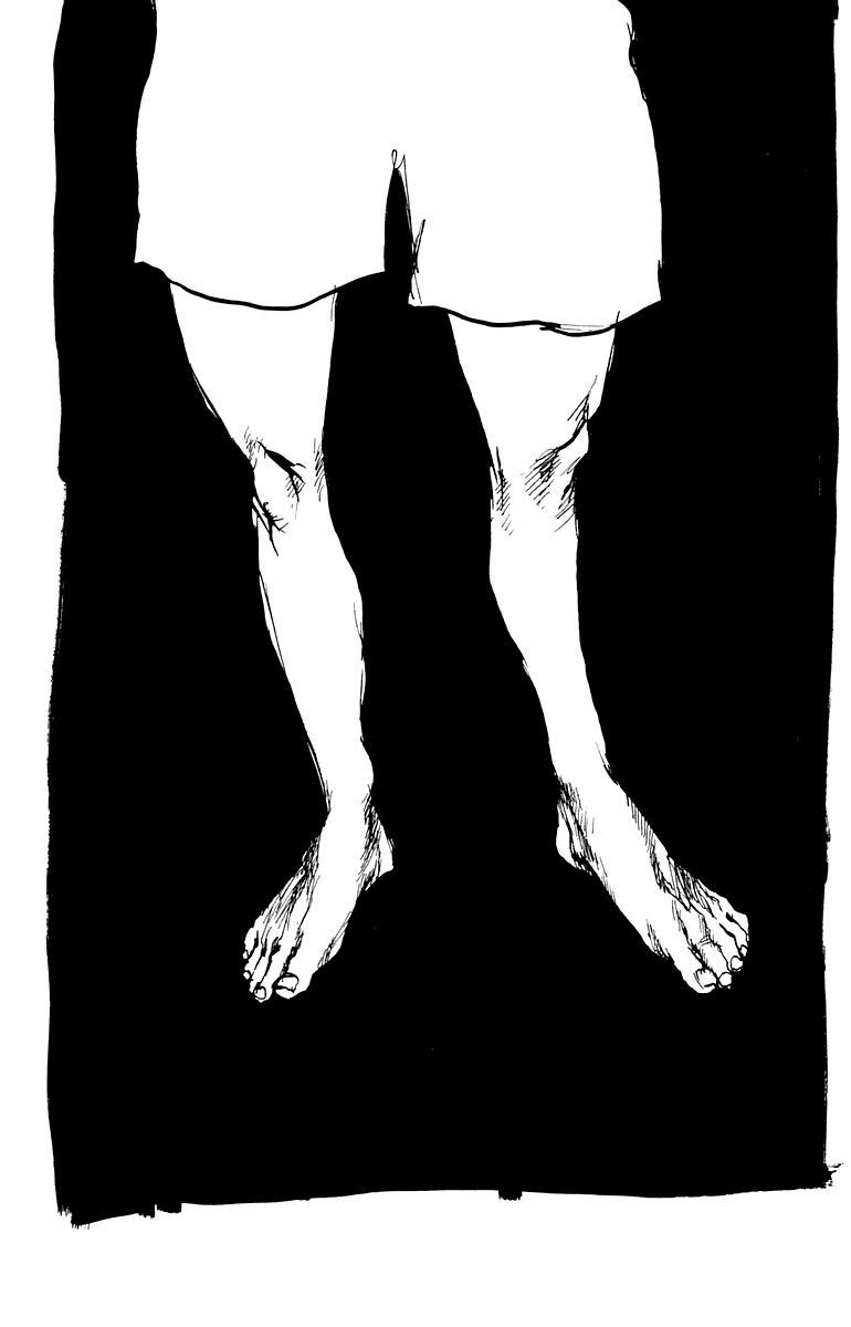 Angel Densetsu chap 63 - Trang 33