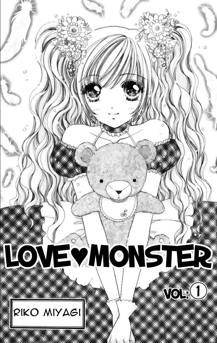 Love♥Monster chap 1 - Trang 2