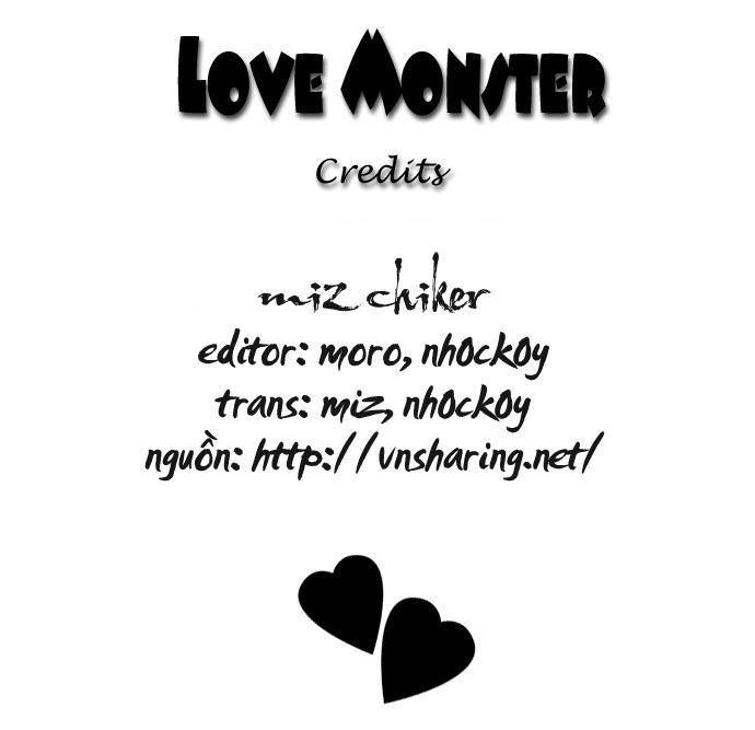 Love♥Monster chap 1 - Trang 35