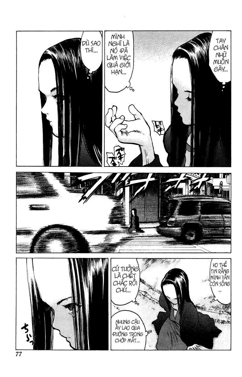 Angel Densetsu chap 62 - Trang 8