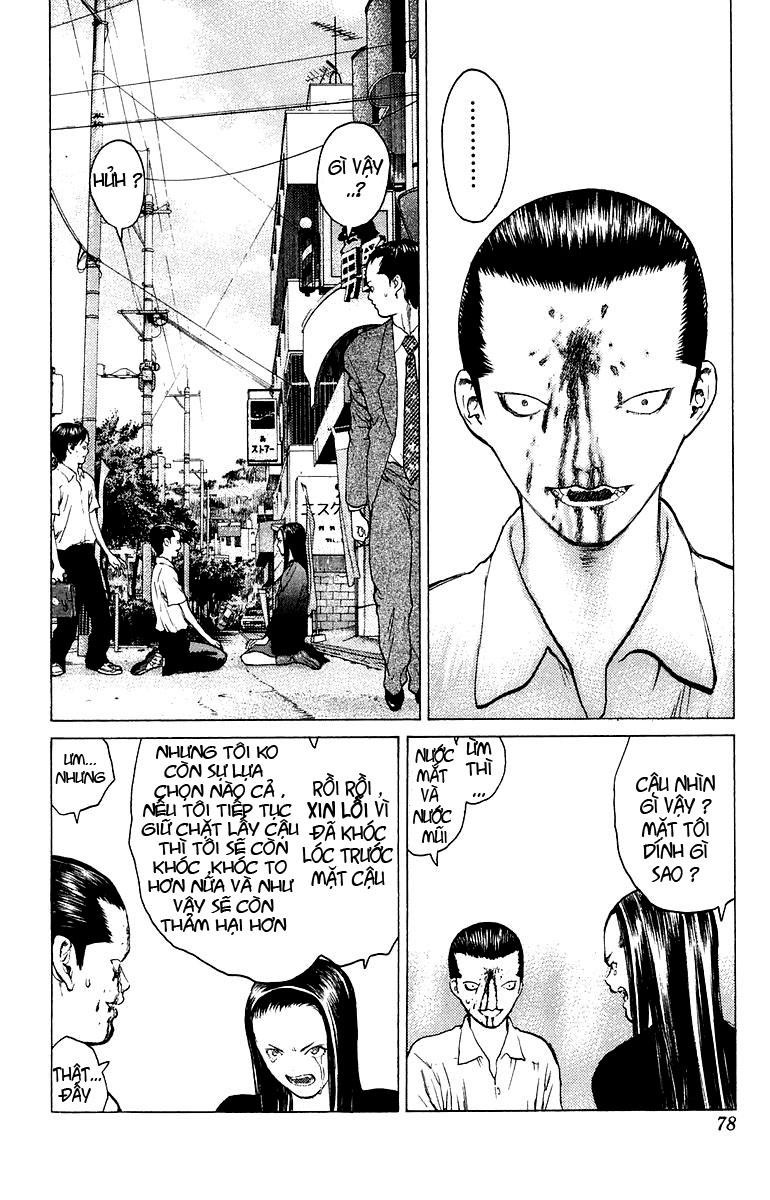 Angel Densetsu chap 62 - Trang 9