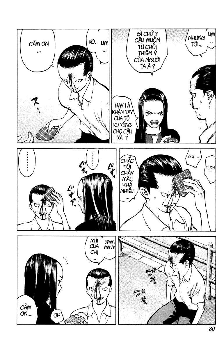 Angel Densetsu chap 62 - Trang 11