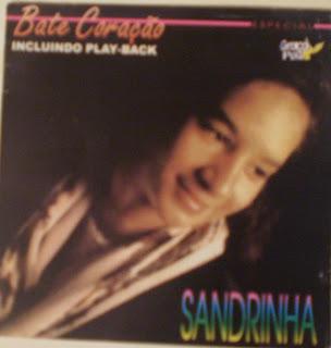 P3270002 Baixar CD Sandrinha   Bate Coração   1995