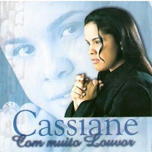 cassiane com muito louvor Baixar CD Cassiane   Com Muito Louvor   1999 Voz e Playback