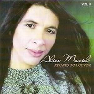 baixar cd Alice Maciel   Atraves do Louvor (Lançamento 2008) | músicas