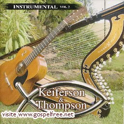 Keiferson e thompson instrumental vol 1 Baixar CD Keiferson & Thompson   Instrumental Vol. 02