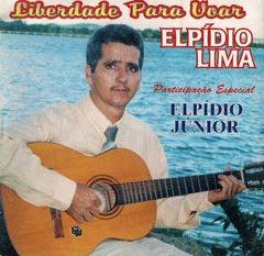 CdPaii0002 Baixar CD Elpídio Lima   Liberdade Para Voar(1996)
