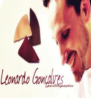 Leonardo Gon%C3%A7alves +Participa%C3%A7%C3%B5es Vol 1 Baixar CD Leonardo Gonçalves   Participações Vol.1