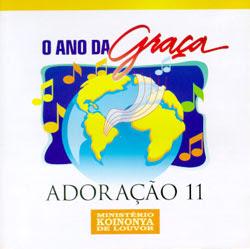 Ministério Koinonya - Adoração 11 - O Ano da Graça (2000)