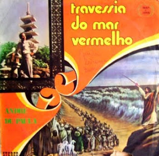 Andre de Paula - Travessia do Mar Vermelho