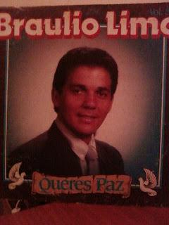 Braulio Lima - Queres Paz