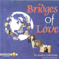 capa Ministerio Life %2B Bridges of Love Baixar CD Ministério Life   Bridges of Love