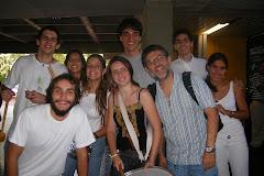 Ex-alunos de BioBio e Tópicos