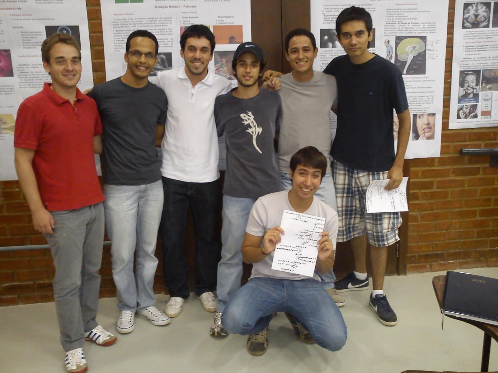 Grupo Neurotransmissores 2010-2