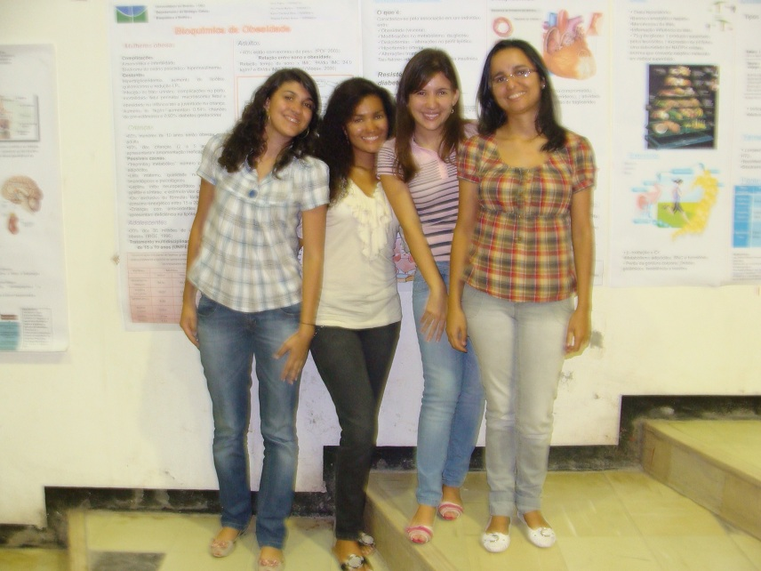 Grupo Obesidade 2010 - 2