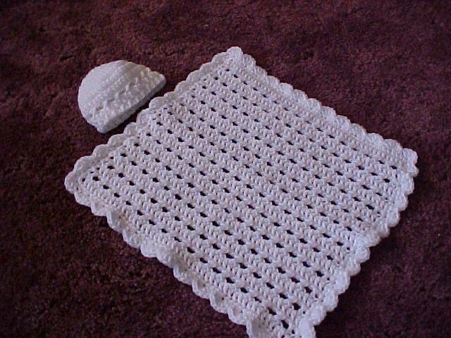 Hugs And Kisses Crochet Baby Blanket Pattern : Welcome to Simply Jeans: Hugs & Kisses crochet Baby Set ...