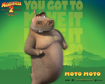 motto motto from madagascar 2. Madagascar : Escape 2 Africa.