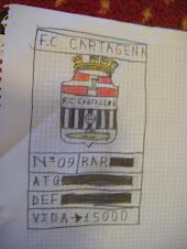 LA MEJOR CARTA : LA DEL F.C. CARTAGENA