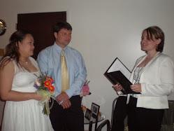 Michael and Kristina Grace Suliman