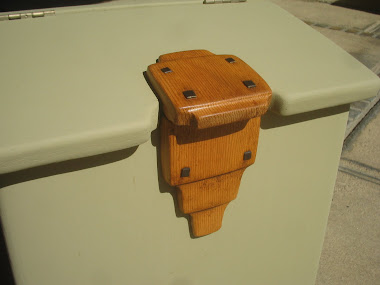 Greene inspired mail box