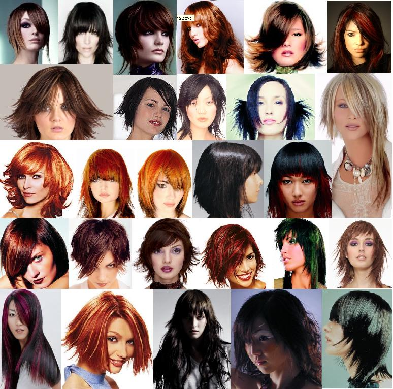 photos of different hair styles