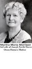 Martha Maria Morrison