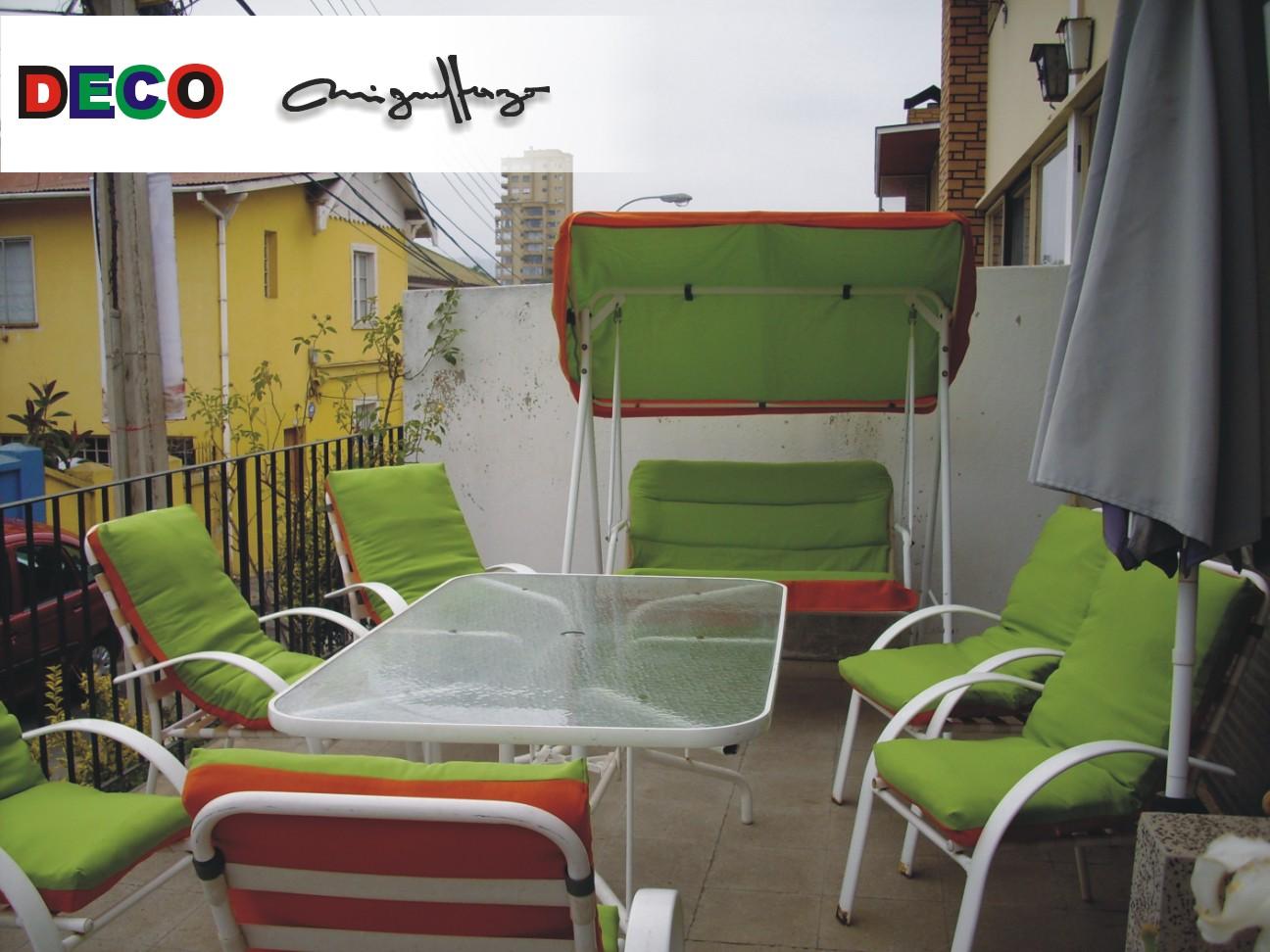 Deco miguel lazo deco terrazas for Deco buitenkant terras