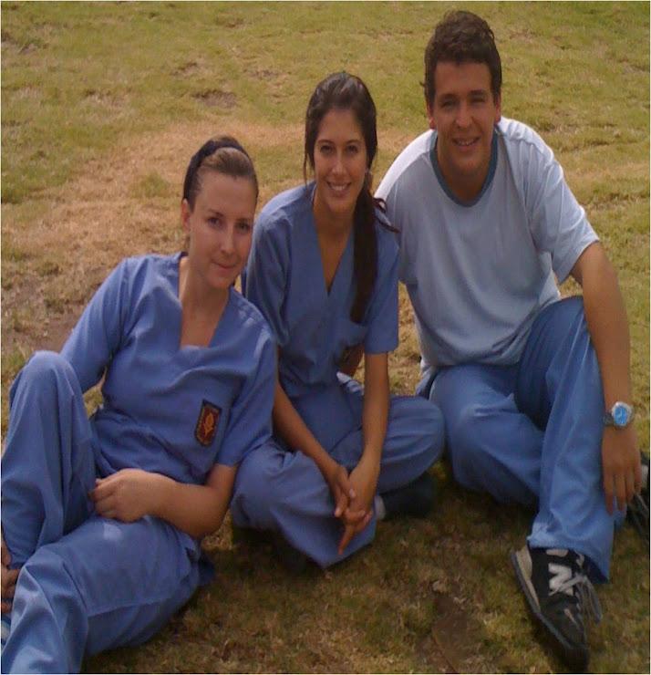 Grupo XI semestre Medicina, Salud Comunitaria