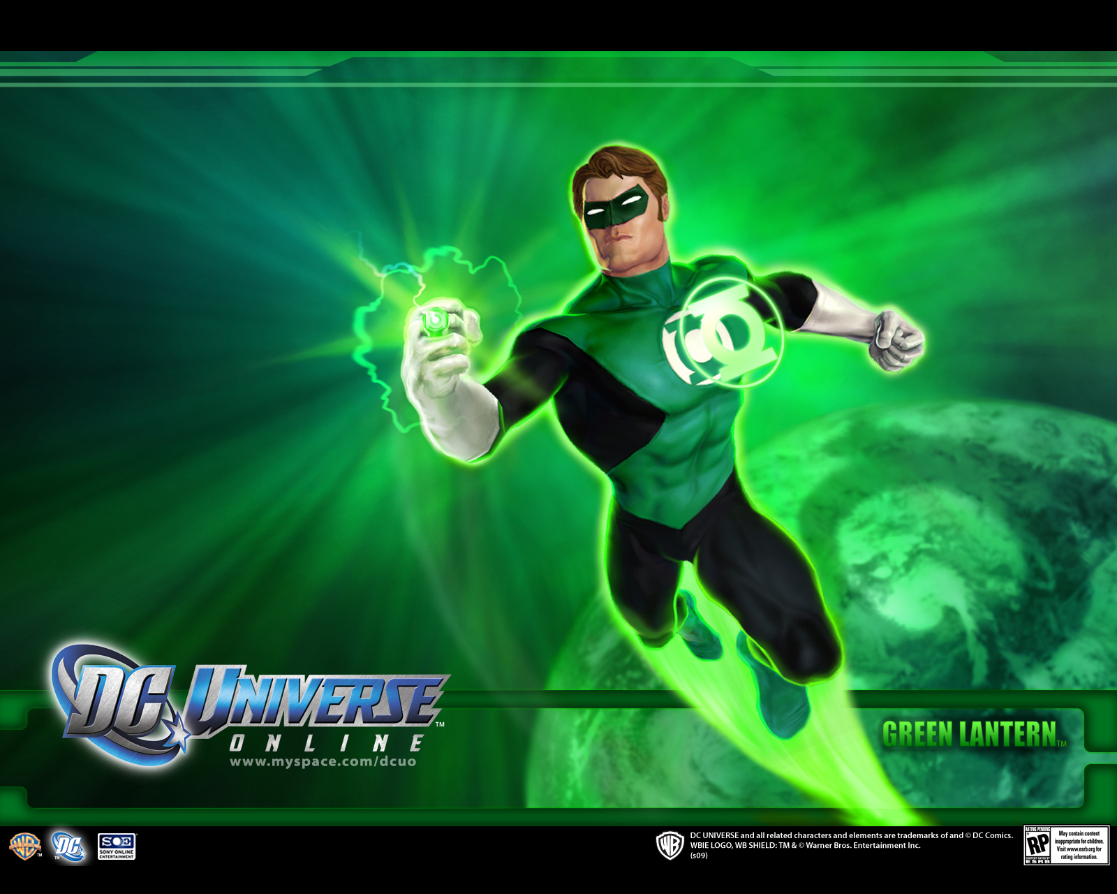 Dc Universe HD & Widescreen Wallpaper 0.0566303627190967