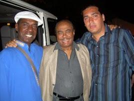Romeo Garcia,Benni Golson y Barbaro