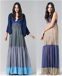 gerard darel long dress - Uzun Elbiseler