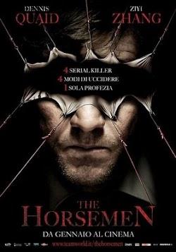 Kỵ Sĩ - Horsemen (2009) Poster
