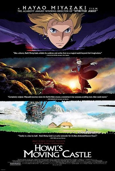 Howl's Moving Castle / Hauru no Ugoku Shiro / ハウルの動く城 (2004)
