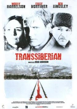 Chuyến Tàu Tội Phạm - Transsiberian (2008) Poster