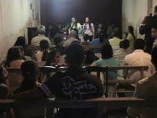 REGIÕES ONDE MANTEMOS MISSIONÁRIOS
