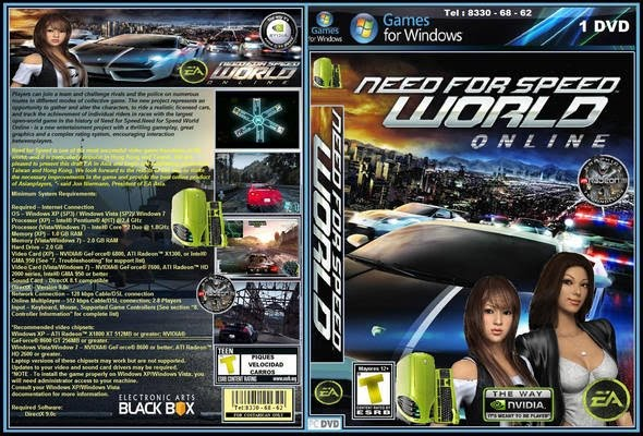 games pc free full version nfs world