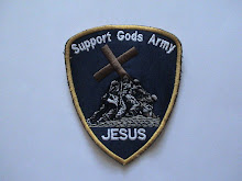 God's Army Patch