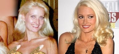 holly madison without makeup