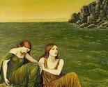 Sea Sisters Print -$23-
