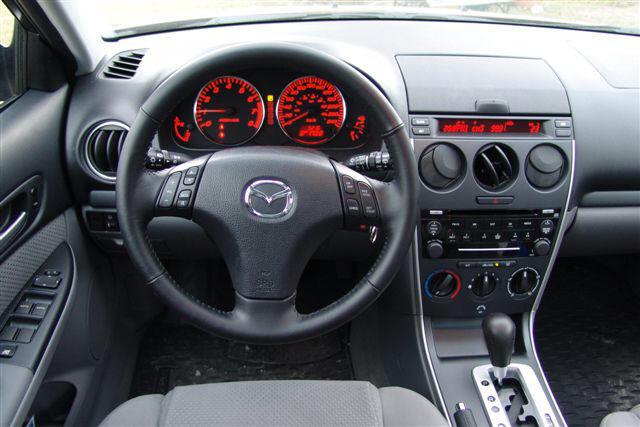 2006 Mazda6 S >> Filledutten: Mitt första bilköp!